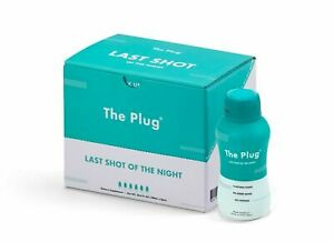 The Plug Hydration Detox Electrolyte All Natural Anti Hangover Drink USA
