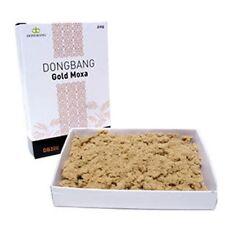 5boxes of Dong Bang Gold Loose Moxa(Direct Use) 50g