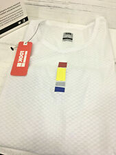 LOOK S15 Cool Sleeveless Cycling Base Layer (XS-L) White
