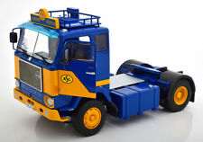 Road Kings 1965 Volvo F88  ASG Transport Spedition blue/yellow  1/18 New! LE700