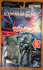 *wow* Vintage 1993 Electronic Robocop Carded Action Figure Toy Island