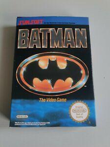 Batman - Nintendo Nes game excellent condition