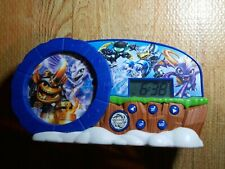 VGC Skylanders Digital Clock With Alarm & Light (USA SHIPS FREE)