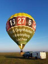 Flug- & Drachensport Visitenkarten Ballonfahrt Heißluftballon Ballonsport Ballonfahren Wunschtext TOP