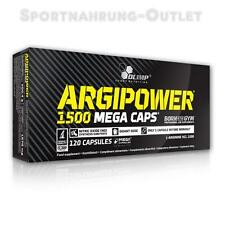 Olimp Argipower 1500 Mega Caps BLISTER 120 Kaps.