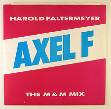 "12"" Maxi - Harold Faltermeyer - Axel F (The M & M Mix) - B1772"
