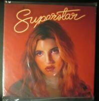 New! Autographed - CAROLINE ROSE ~ SUPERSTAR VINYL LP w/ LTD ED SIGNED POSTER