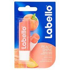 Labello Fruity Shine pesca 5.5 ml Confezione da 3 Bellezza 4005808913954 (hy8)