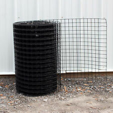 "2' x 100' Welded Wire 14ga Galvanized Wire 1.5"" x 1.5"" Fence Mesh"
