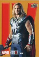 Marvel Ten [10] Years Roman Numerals Chase Card RN32 Thor