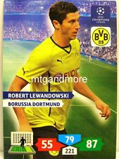 Adrenalyn XL Champions League 13/14 - Robert Lewandowski - Borussia Dortmund