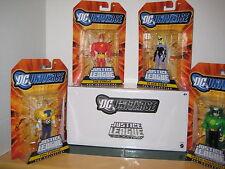 DC Universe Justice League Exclusive Unlimited The Justice Guild Sealed Set