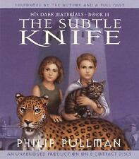 The Subtle Knife: His Dark Materials (CD)