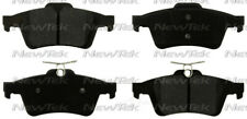 Disc Brake Pad Set fits 2004-2013 Volvo C70 S40 V50  NEWTEK AUTOMOTIVE