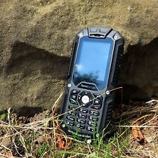 Fonerange The Rugged 3G Phone Dual SIM Mobile Tough IP68 Water Dust Shock Proof
