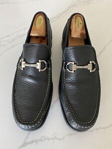 Salvatore Ferragamo mens shoes 10 EE