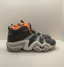 Adidas Equipment Crazy 8 Kobe Bryant Mens Size 15 Orange/Grey/White Shoe