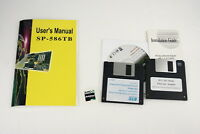 SP-586TB Motherboard Manual with Drivers