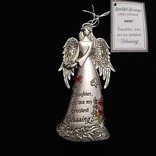 """New ANGEL Affirmation Pocket Figurine /""""YOU ARE LOVED/"""" from Ganz"""