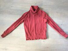 Polo Ralph Lauren RL Sweatshirt Dark Pink Small