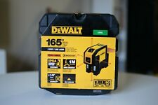 DeWalt DW0851 Self-Leveling 5-Spot and Horizontal Line Laser Level