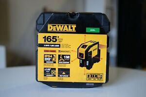 DeWalt DW0851 Self-Leveling 5-Spot and Horizontal Line Laser Level