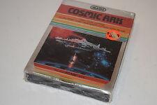 COSMIC ARK Atari 2600 Video Game NEW In BOX Imagic