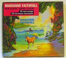 MARIANNE FAITHFULL - HORSES AND HIGH HEELS CD Sigillato