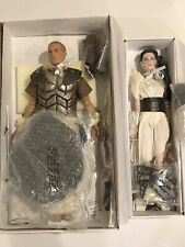 "Clash of the Titans Tonner Bundle! - 17"" PERSEUS & ANDROMEDA - New In Box LE-500"