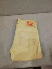 Legendary Levi's® 511 Mens Jeans Size W31 L32 Cotton 1% Elastane Fast Shipping