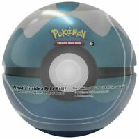 Pokemon TCG Dive Ball Tin Set NEW SEALED