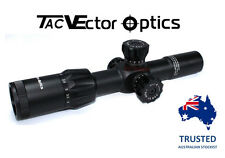 Vector Optics Templar 1-4x24 Tactical First Focal Plane Rifle Scope FFP CQB 30MM