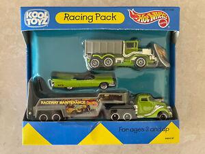 Hot Wheels Racing Hauler Pack