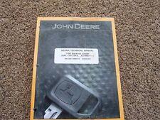 John Deere 710K Backhoe Loader Technical Shop Service Repair Manual TM12506