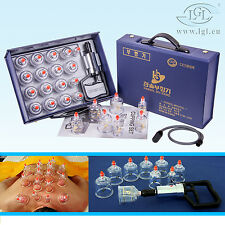 Hansol Set For Cupping/Cupping Set 18/Vacuum Bell / Cupping банки