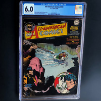 ALL-AMERICAN COMICS #101 (DC 1948) 💥 CGC 6.0 OW-W 💥 ONLY 16 IN CENSUS!