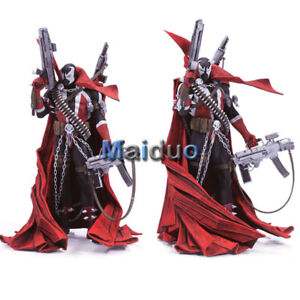 Spawn Figurine Series 26 McFarlane Three Guns Statue Collection In Box Model New