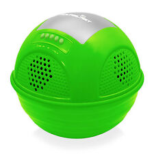 New Pyle PWR90DGN Aqua Blast Bluetooth Wireless Music Streaming Floating Speaker