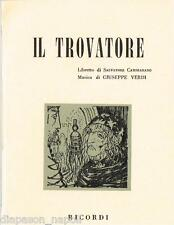 Verdi: Falstaff - Libretto Ricordi