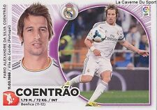 N°09 COENTRAO # PORTUGAL REAL MADRID RIO AVE STICKER CROMO PANINI LIGA 2015