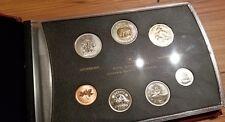 2005 Royal Canadian Mint Specimen Set.