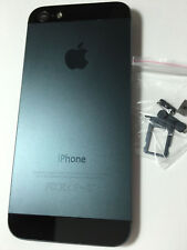 ORIGINAL iPHONE 5 5G BACK REAR COVER GLASS DOOR HOUSING REPLACEMENT Grey A1429