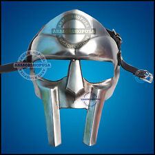Roman Gladiator Helmet Face Mask Re-enactment Party  Halloween New Year Gift