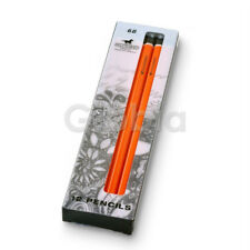 Palomino 6B Pencils Orange 12Pencils SET 1 Dozen Made in Japan Premium Pencil