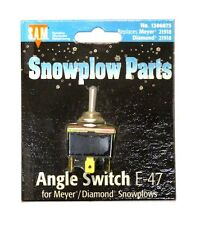Angle switch, E47 Snow Plow, Meyer 21918 , part #1306075