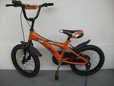 Excellent condition kids bike bicycle with training wheels New tyres and tubes