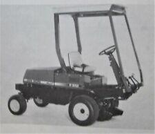 New listing John Deere operator's manual F912 F932 Front Mower Authentic