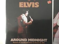ELVIS PRESLEY AROUND MIDNIGHT  SEALED