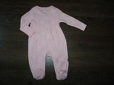 GAP, PYJAMA DORS-BIEN été en coton rose bébé FILLE Taille Naissance - NEUF