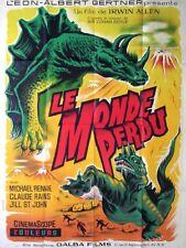 Affiche«Un Monde Perdu» / Jurassic Park